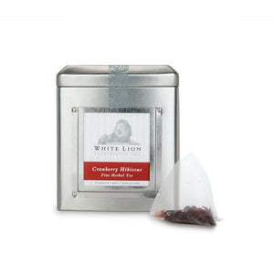White Lion Cranberry Hibiscus Tea