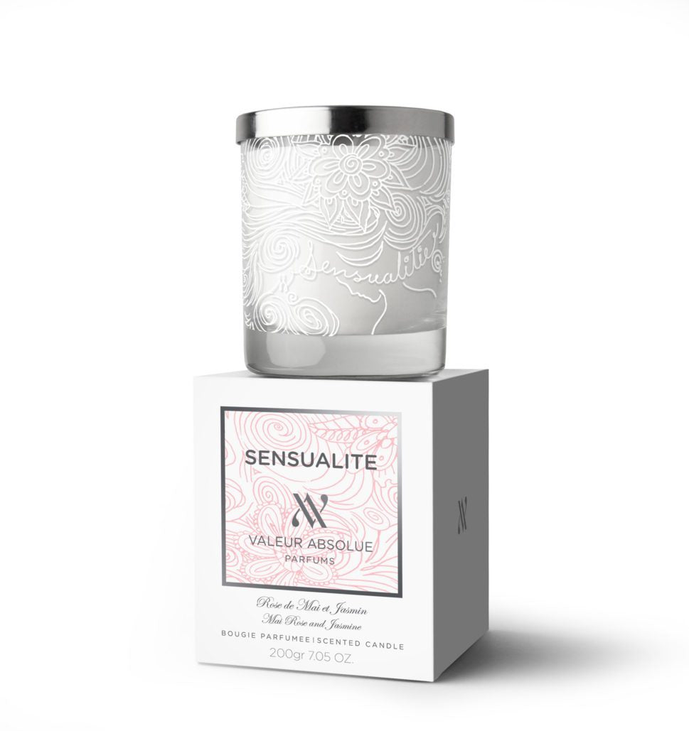 Valeur Absolue Sensualite Scented Candle
