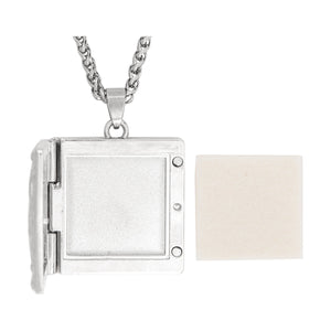 Serina & Company Signature Aromatherapy Locket Necklace