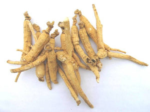 ***GS002-8XL American Ginseng, XL Size Whole Root (原枝花旗參特大號), 8oz