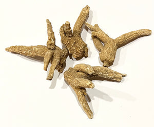 *** 精選爪參大號袋裝AM. Ginseng Irregulare Roots, 8oz/16oz
