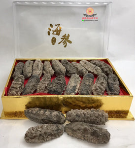大號墨西哥野刺參禮盒Wild Sea Cucumber from Gulf of Mexico L. 6oz