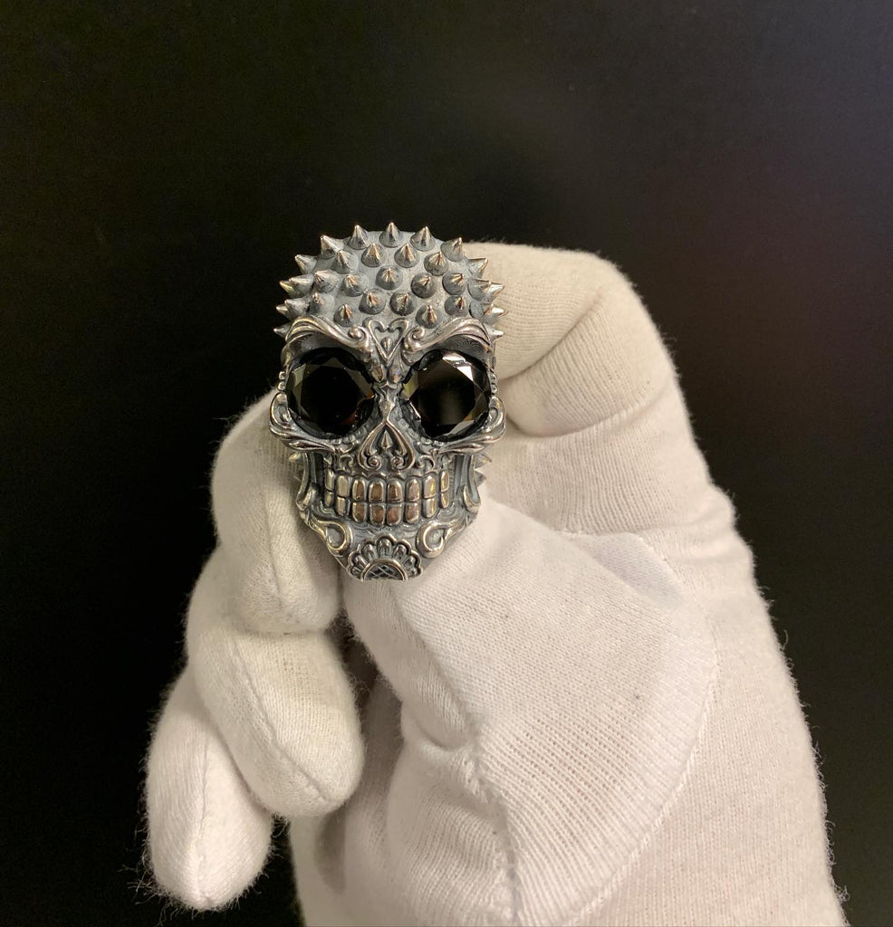 Bad Ass Xtina Skull Ring...