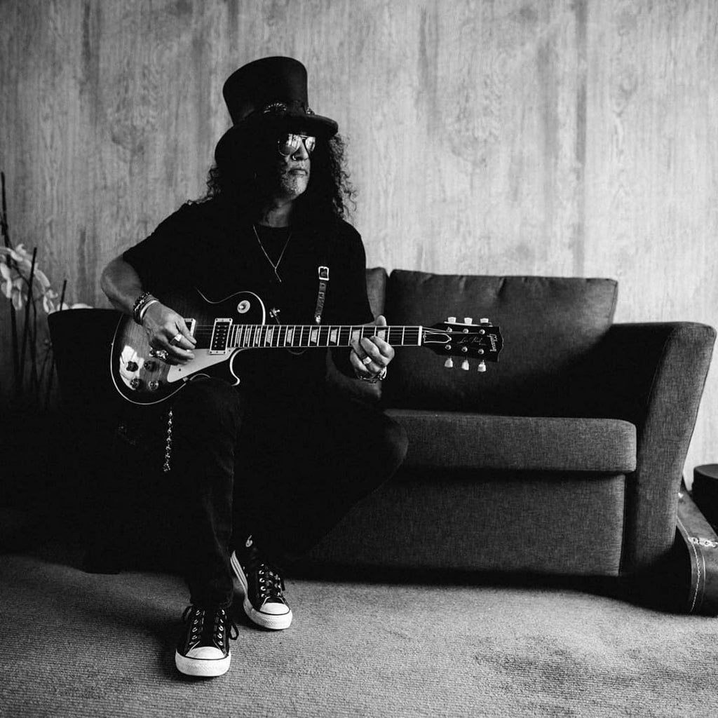 #Repost @blackhamimages ・・・ SLASH ...TBT hanging with...