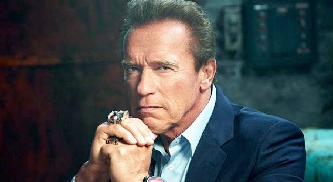 The Legend Governor Arnold @schwarzenegger...