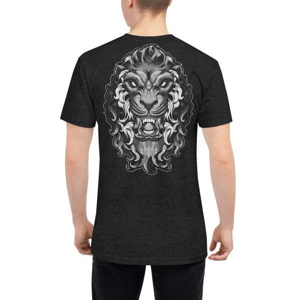AJT Jewellery Apparel Angry Lion T Shirt