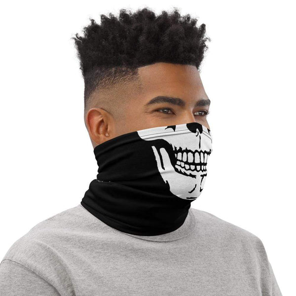 Skull Neck Gaiter Face Mask-Apparel-AJT Jewellery