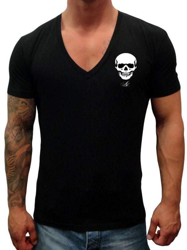Skull T Shirt - AJT Jewellery