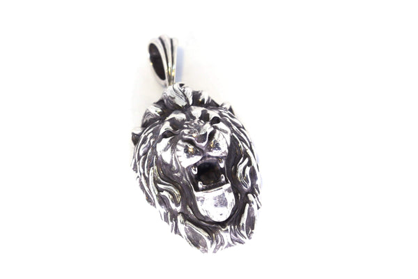 Lion Pendant - AJT Jewellery