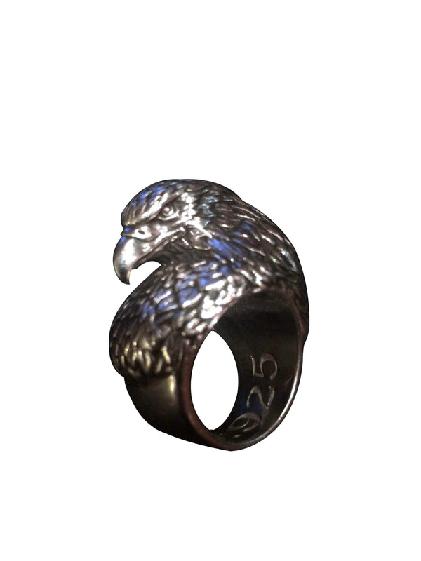 www.ajtofficial.com Ring AMERICAN EAGLE BUST RING