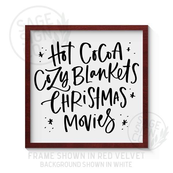 Christmas Season Favorites - Printed