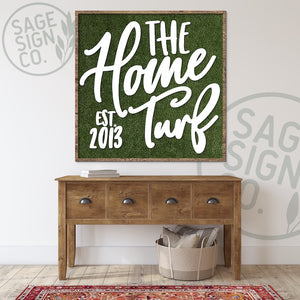 The Farmstead Home Turf (Personalized)