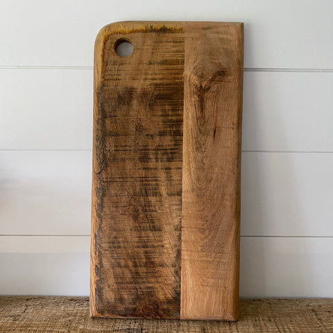 Wood Cutting/Serving Board - Engraved  (Item #913B)