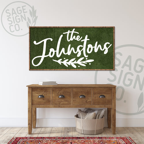 Personalized Homestands with Sprig
