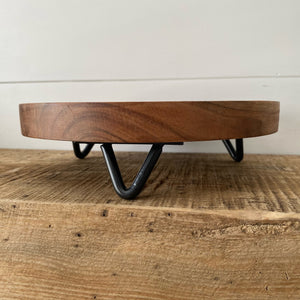 Tripod Cake Stand - Engraved