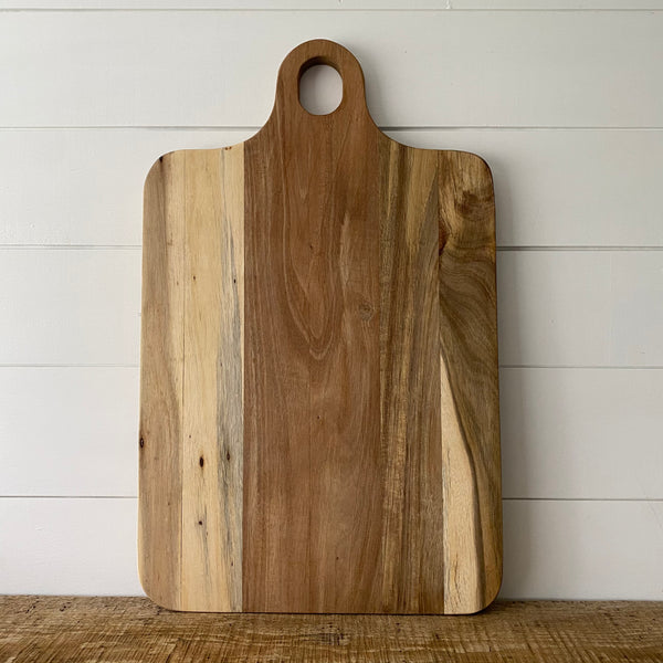 Oversized Wood Board - Engraved - Black Friday