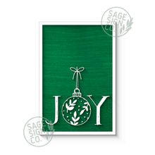 Load image into Gallery viewer, Joy Ornament