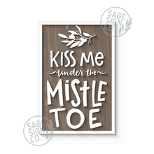 Load image into Gallery viewer, Kiss Me Under the Mistletoe