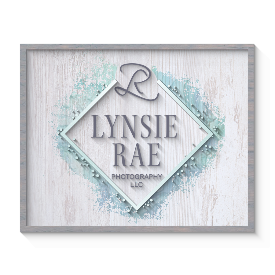 Lynsie Rae Photography Sign