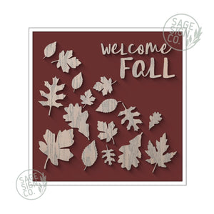 Welcome Fall - Cinnamon