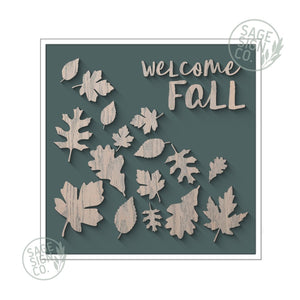 Welcome Fall - Fern