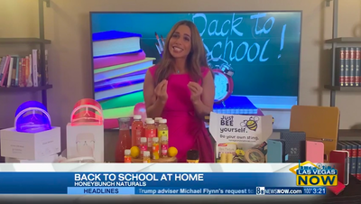 Sima Cohen - Back to School at Home with Honeybunch Naturals