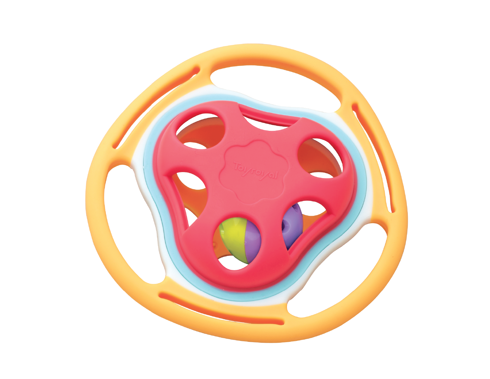 Bell Rattle Teether