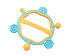Hexagonal Texture Teether