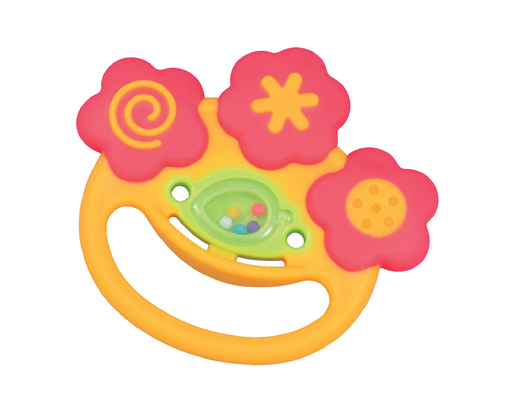 Smiling Face Teether