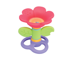 Spinning Flower Teether