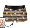 ARMY FACE BOXERS