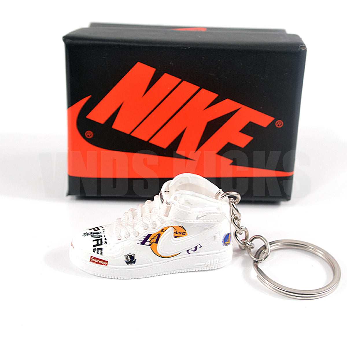 RARE, AUTHENTIC Nike Air Force 1 keychain | #149282324