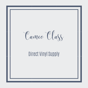 CAMEO CLASS - Direct Vinyl Supply
