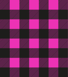 B-FLEX GIMME5 BUFFALO PLAID PINK 20""