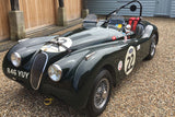 1951 Jaguar XK120 3.8-Litre 'Alloy' Roadster