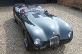 C-Type Jaguar by Proteus