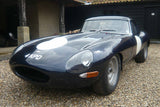 1961 Semi Lightweight E-Type Jaguar