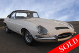 Jaguar E-Type Flat Floor Roadster