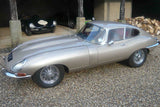 1962 E-Type FHC 3.8 Ex-'Lofty' England