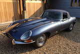 1961 E-Type 'Flat Floor' Roadster