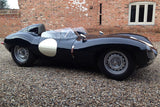 Short Nose D-Type FIA HTP