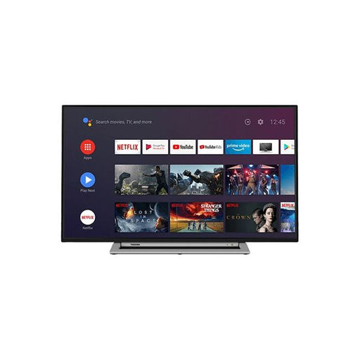 "Smart TV Toshiba 58UA3A63DG 58"" 4K Ultra HD DLED WiFi Nero"