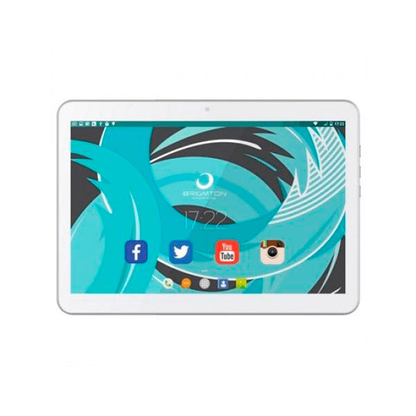 "Tablet BRIGMTON BTPC-1021QC 10"" 16 GB 3G / Wifi Quad Core Bianco"