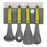 Set di Utensili da Cucina Kitchen Tropic (4 uds)