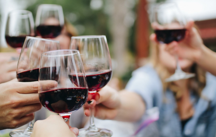 Wine Not- 4 Benefits to Drinking Wine