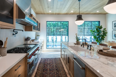 kitchen remodel for space