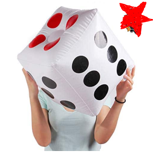 large dice for game