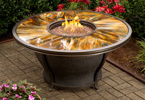 firepit with sound