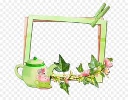 garden picture frame as gift for exhibitors at event