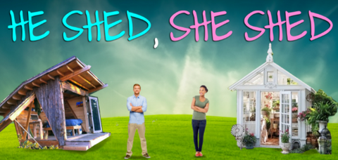 He Shed She Shed feature idea